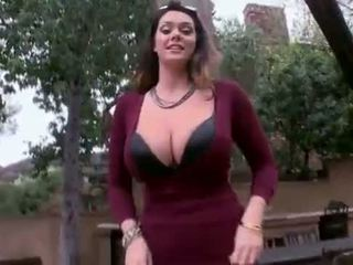 Alison tyler - ogromny naturalny cycki dostać fucked