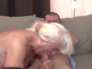 Taboo Sex with Old Granny Aka GILF, Free Porn 50