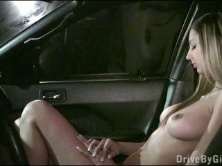 Kitty Jane Public Gangbang with a Random Strangers: Porn 54
