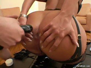 Sarah james anal sex creampie