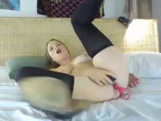 Neighbor visits anal, Erin Electra - Live 10-9-2015