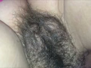 He Loves Ejaculating His Cum On Hairy Muffs