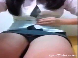 Korean School Girl from iyottubedotcom