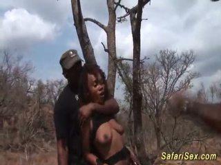 Ekstrem safari sex fetisj orgie <span class=duration>- 12 min</span>