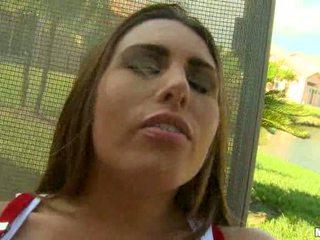 Renna ryann indah orang berambut pirang gadis seks dengan memasukkan tangan dan toying alat kemaluan wanita oleh an ax