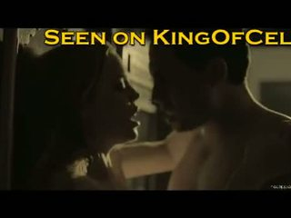 Melissa George Shows Her Nice Tits And Ass In A Se