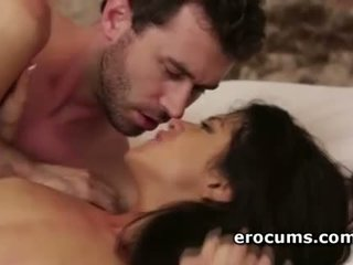 Veronica Rodriguezs slick pussy pounded good
