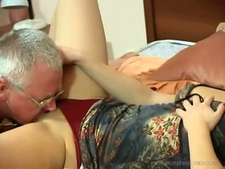 Horny daddy's ruse