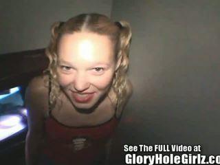 Liv wylder lives ngoài cô ấy glory hole fantasy!