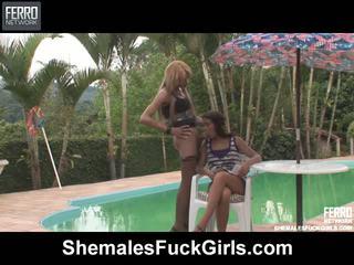 Agatha fernanda transe knulling dame på video