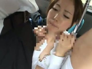 Thin MILF Pedagogue Shaged And Creampied Onto A Crowded Bus