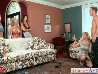 Moms darla crane, deauxma, holly halston at julia ann shari