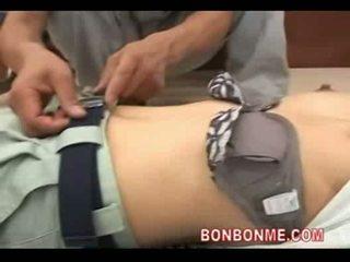 Automated external defibrillator faint fuck 03