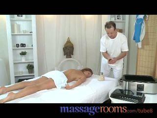 Massaaž rooms milf legend silvia shows masseur kuidas kuni saama tegelikult räpane