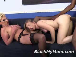 Taylor Lynn Mature Big Tit Interracial