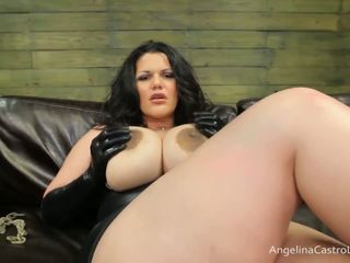 বিশাল titted angelina castro cocks অত্যাচার!