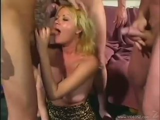 Naughty Carolyn Monroe gets all her wet hole filled making her hot and airtight