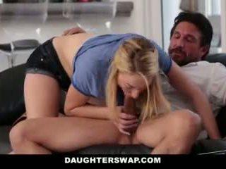 Daughterswap- daughters bermain korek api dan apaan ayah