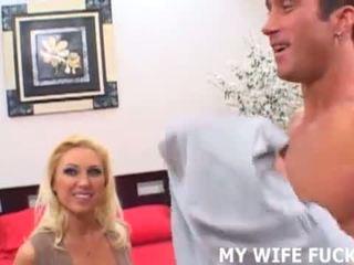 ของคุณ เมีย wants ไปยัง เพศสัมพันธ์ a male ดาราหนังโป๊