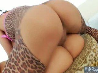 shemale, tranny, big butt