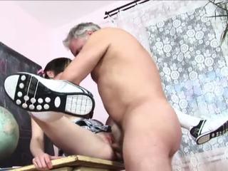 Daddy Teaches School-Girl A Lesson - Porn Video 791