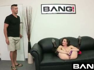 Casey calvert gets marked and used in exlusive bang! footage <span class=duration>- 10 min</span>
