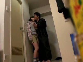 Censored busty asian blowjob handjob in panty