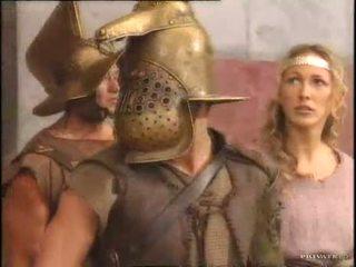 Rita Faltoyano with a gladiator pt2