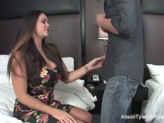 Alison tyler fucks henne vän