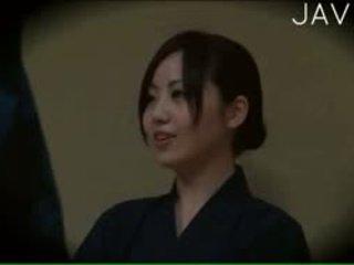 ญี่ปุ่น, voyeur, นวด