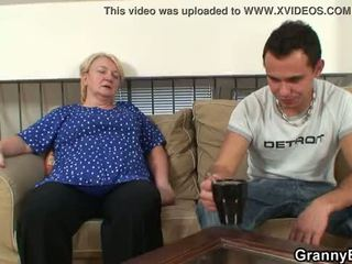 סבתא, סבתא 'לה, בוגר, הישן pussy