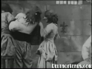 1920s cổ khiêu dâm bastille ngày