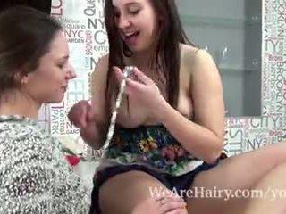 Canella और alya shon है लेज़्बीयन मजाक साथ साथ