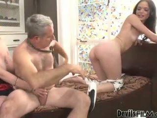 Black Angelica Get Her Cunt Lick...