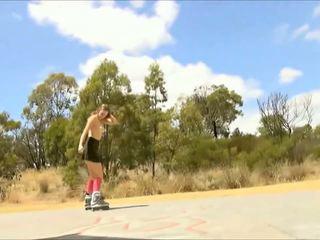 Aussie skater punca