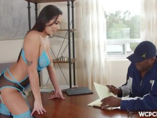 Karlee Grey Takes on the Black Sugar Daddy: Free Porn 70