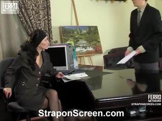 Irene and ernest künti strapon movie