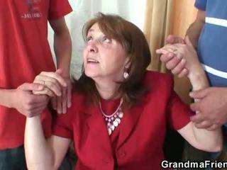 māmiņa, old pussy, vecmāmiņa