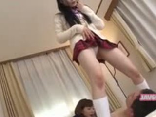 Magnifique seductive coréen fille baise