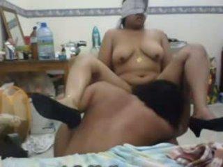 webcam, lécher, graisse