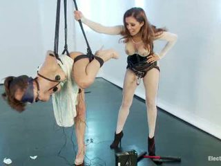 Power Top Vs Power Bottom The Sexy Francesca Le And Kristina Rose