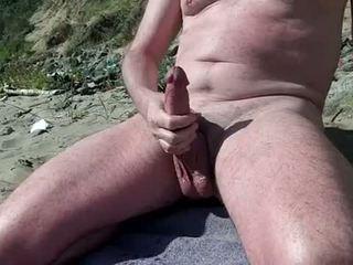 裸 ゲイ 表示 コック 上の ザ· ヌーディスト ビーチ