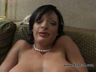 Big boobs and tight milf anal fuck