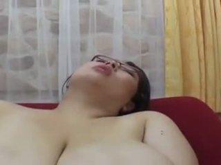 bbw, ázijský