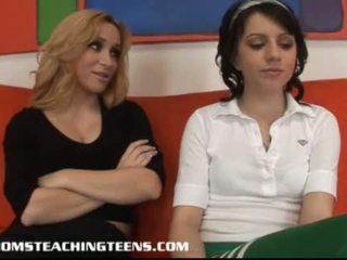 Innocent adolescente lexi learning ¿cómo a chupar y joder desde mqmf aiden