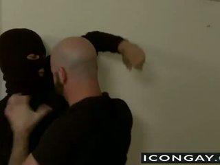 Alex o thief gets anal caralho a partir de adam