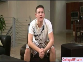 Chad Macon Busting His Nuts By Collegebf