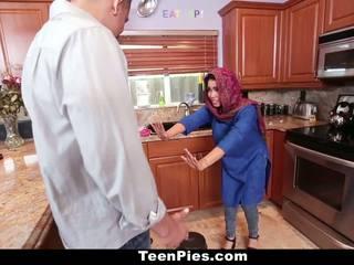 Teenpies - muslim gadis praises ah-laong zakar/batang