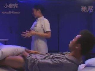 Dandy-078-cfnm रात नर्स sees erect डिक और jer