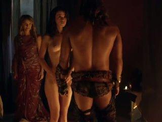 Spartacus sexo escenas complication